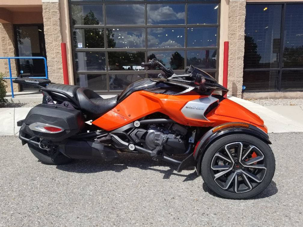2015 Can-Am Spyder® F3-S SE6 in Albuquerque, New Mexico - Photo 1