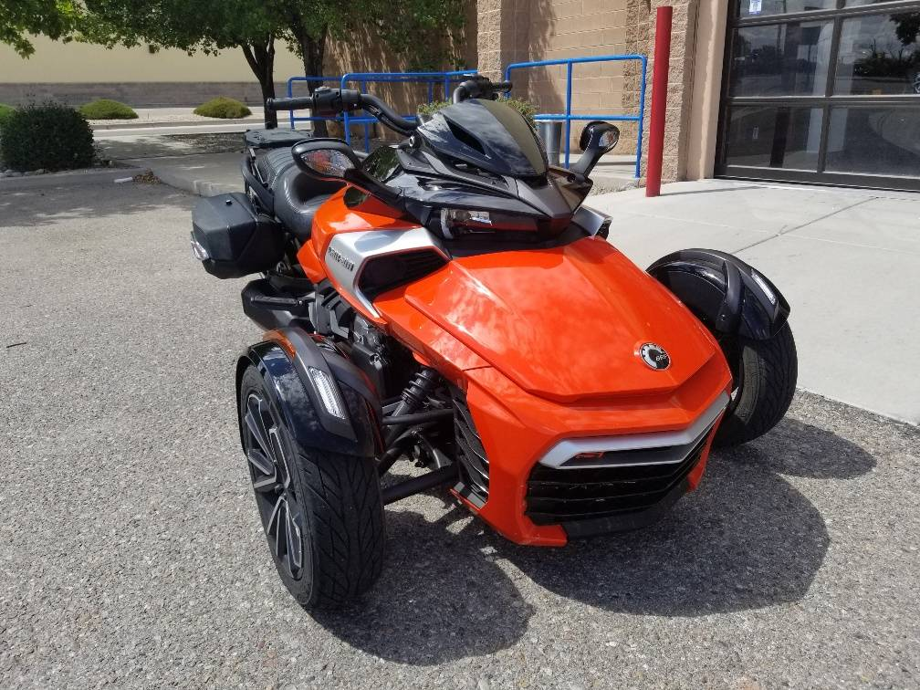 2015 Can-Am Spyder® F3-S SE6 in Albuquerque, New Mexico - Photo 2