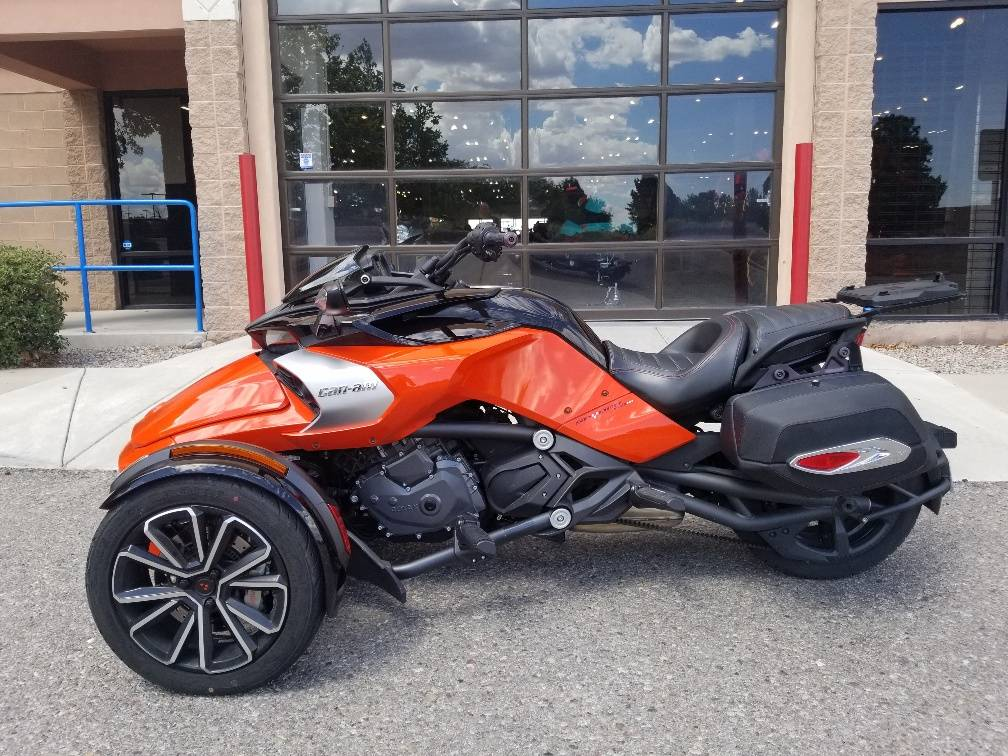2015 Can-Am Spyder® F3-S SE6 in Albuquerque, New Mexico - Photo 3