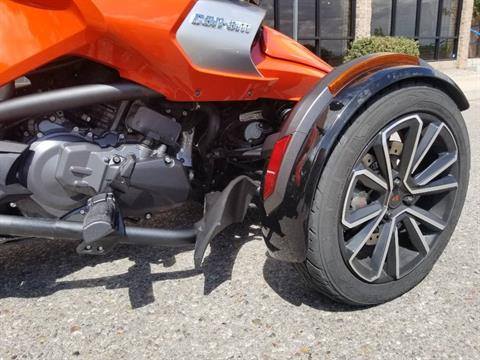 2015 Can-Am Spyder® F3-S SE6 in Albuquerque, New Mexico - Photo 7