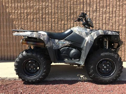 2014 Suzuki KingQuad® 500AXi Camo Power Steering in Albuquerque, New Mexico