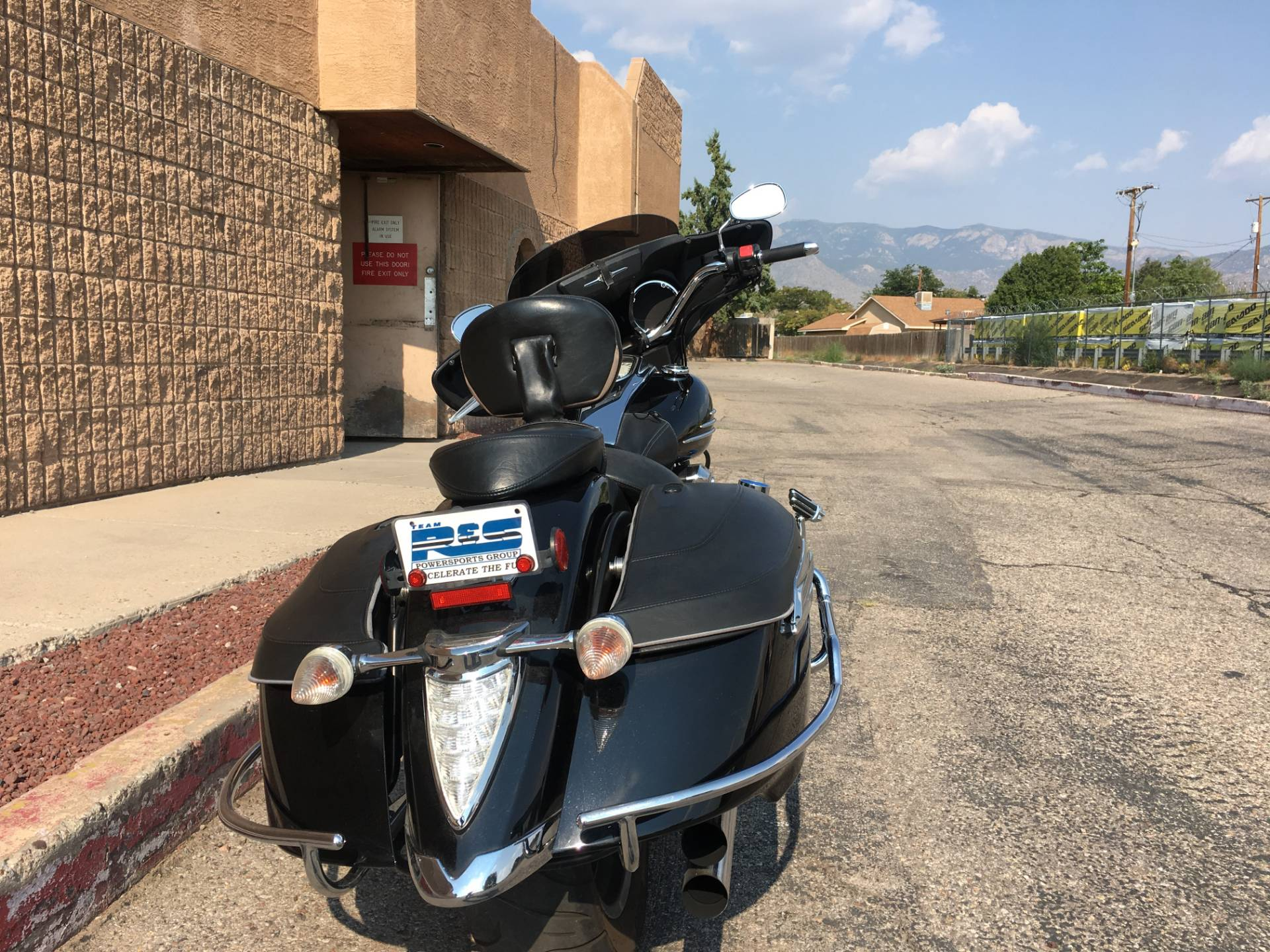 2010 Yamaha Stratoliner Deluxe in Albuquerque, New Mexico