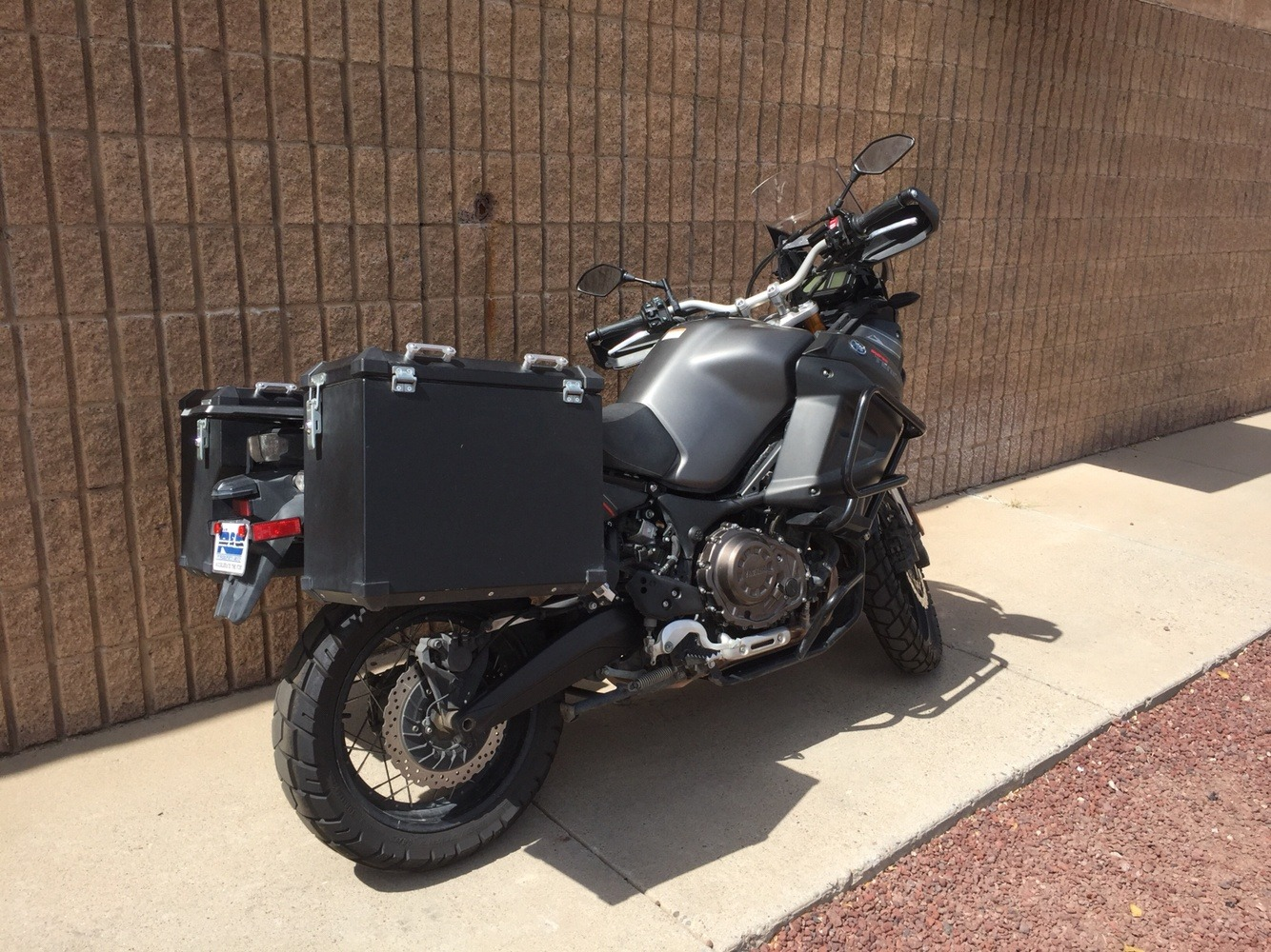 2014 Yamaha Super Ténéré ES in Albuquerque, New Mexico