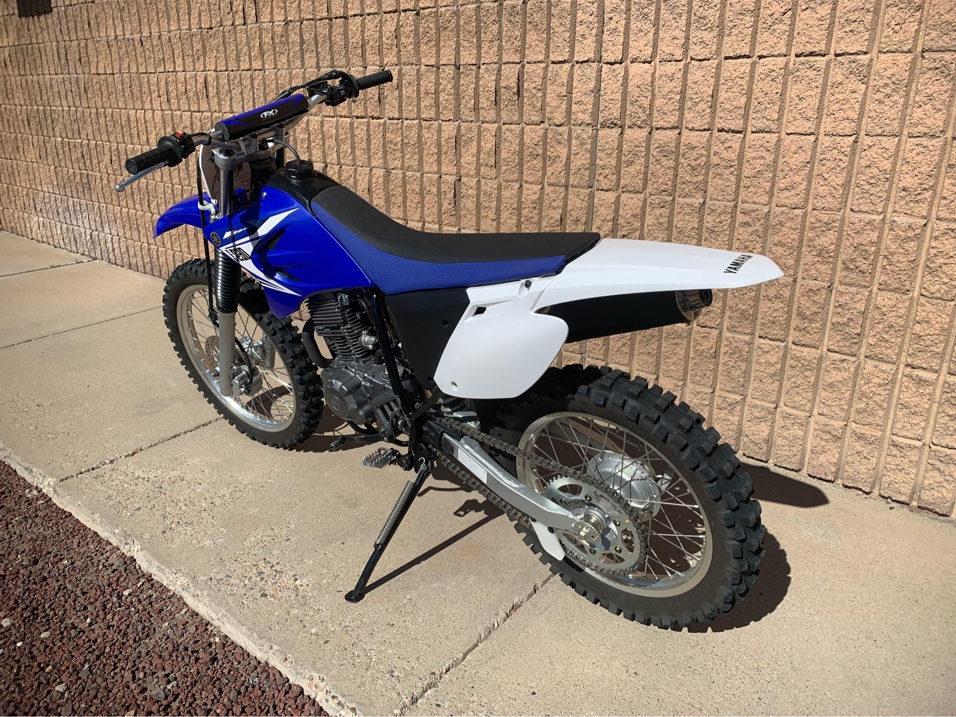 2014 Yamaha TT-R230 6