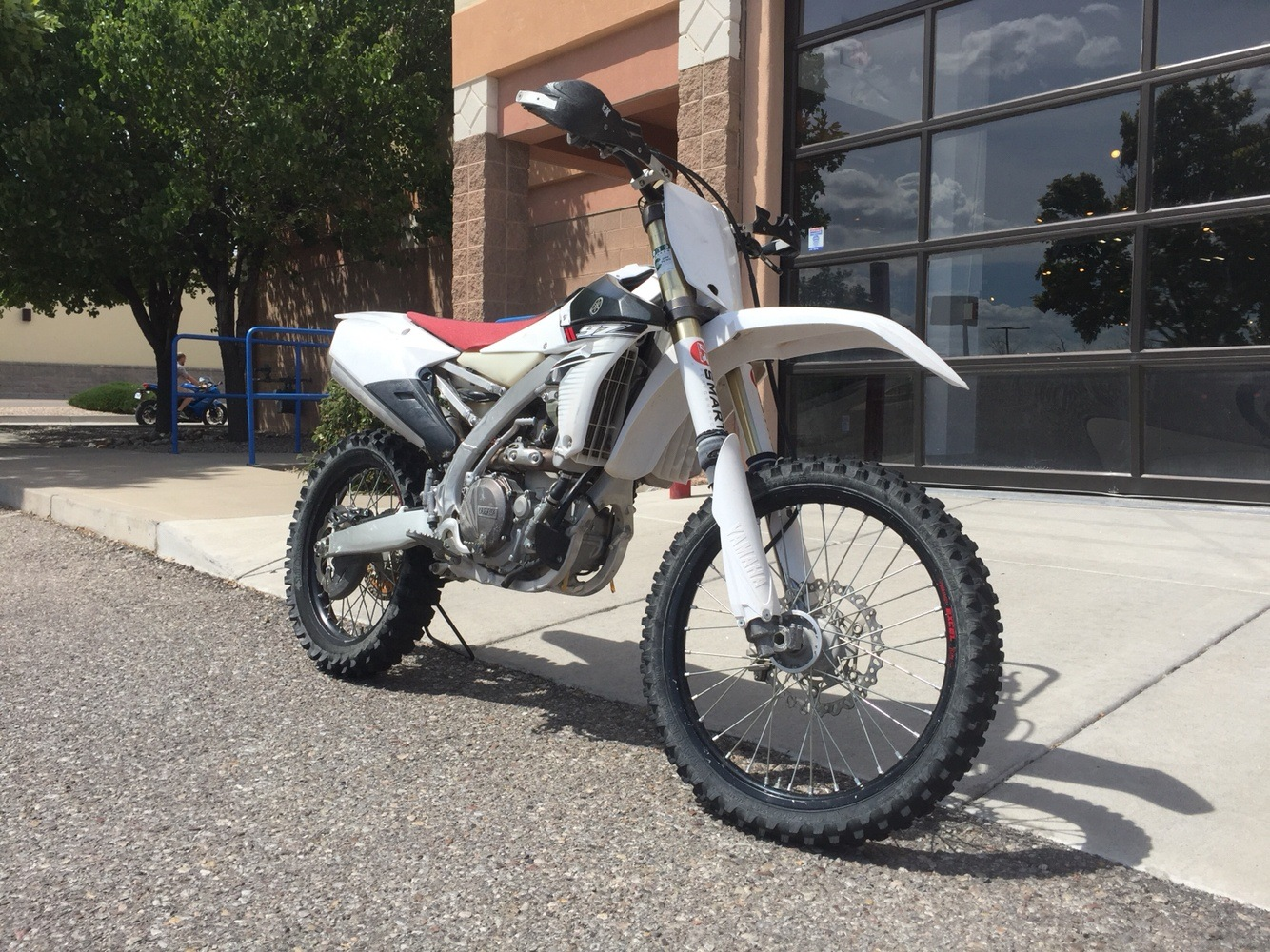2014 Yamaha YZ450F in Albuquerque, New Mexico - Photo 2
