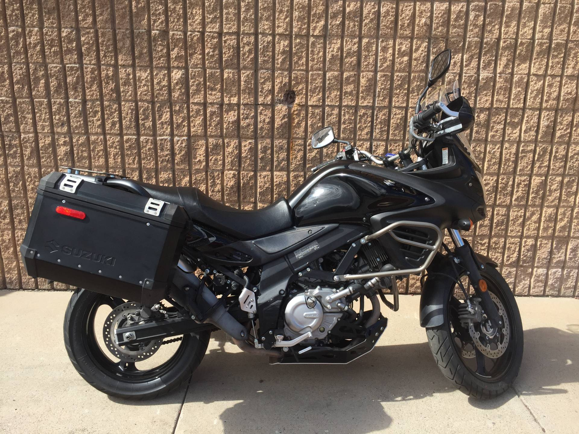 2012 Suzuki V-Strom 650 ABS Adventure in Albuquerque, New Mexico