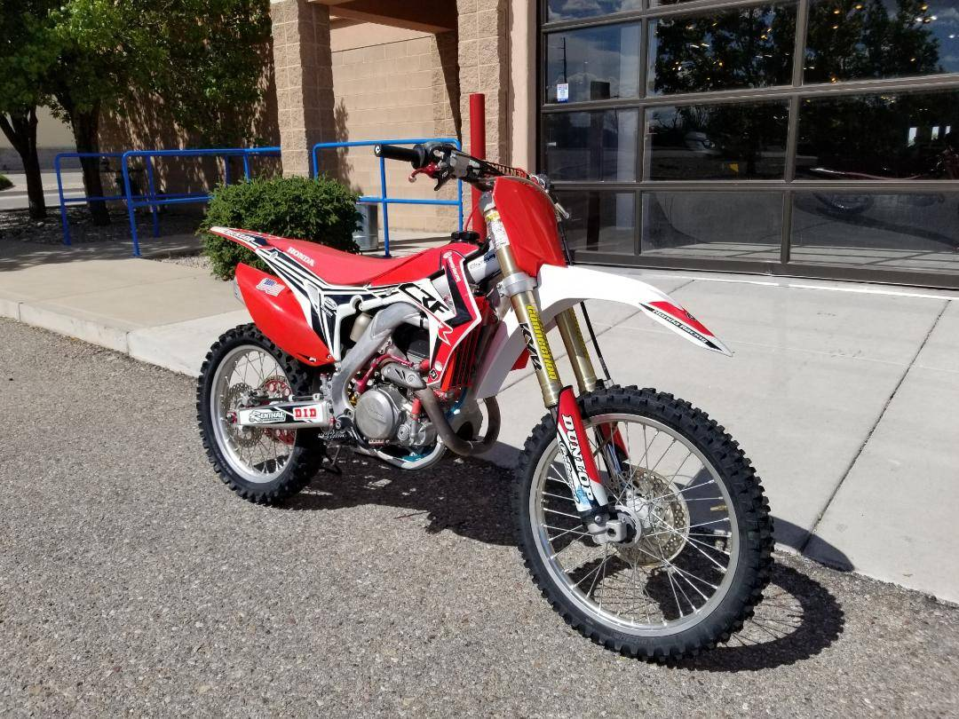 2014 Honda CRF®450R in Albuquerque, New Mexico