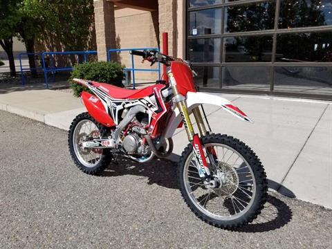 2014 Honda CRF®450R in Albuquerque, New Mexico - Photo 2