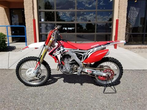2014 Honda CRF®450R in Albuquerque, New Mexico - Photo 6