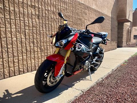 2017 BMW S 1000 R in Albuquerque, New Mexico - Photo 5
