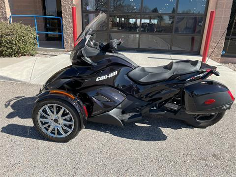 2014 Can-Am SPYDER ST LTD in Albuquerque, New Mexico - Photo 6