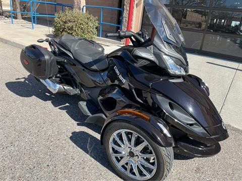 2014 Can-Am SPYDER ST LTD in Albuquerque, New Mexico - Photo 4