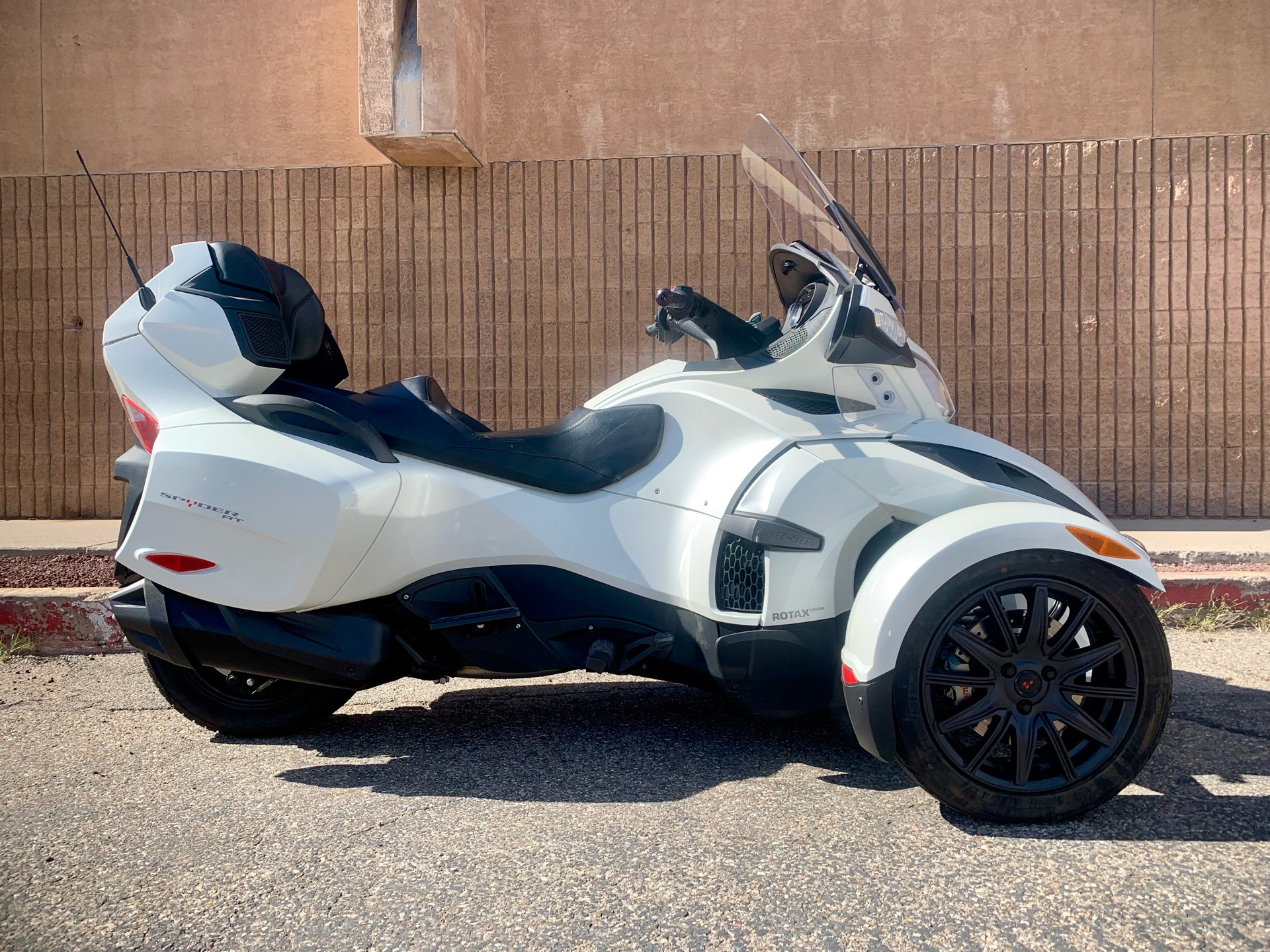 2018 Can-Am Spyder RT SE6 in Albuquerque, New Mexico - Photo 1