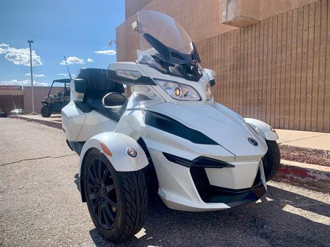 2018 Can-Am Spyder RT SE6 in Albuquerque, New Mexico - Photo 2