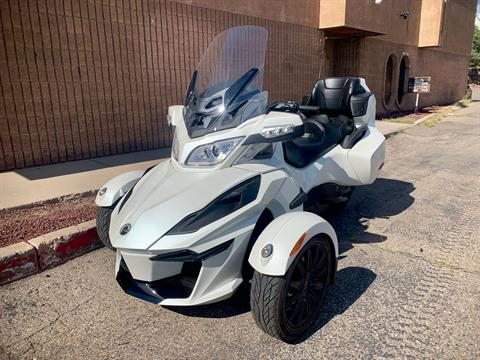 2018 Can-Am Spyder RT SE6 in Albuquerque, New Mexico - Photo 5