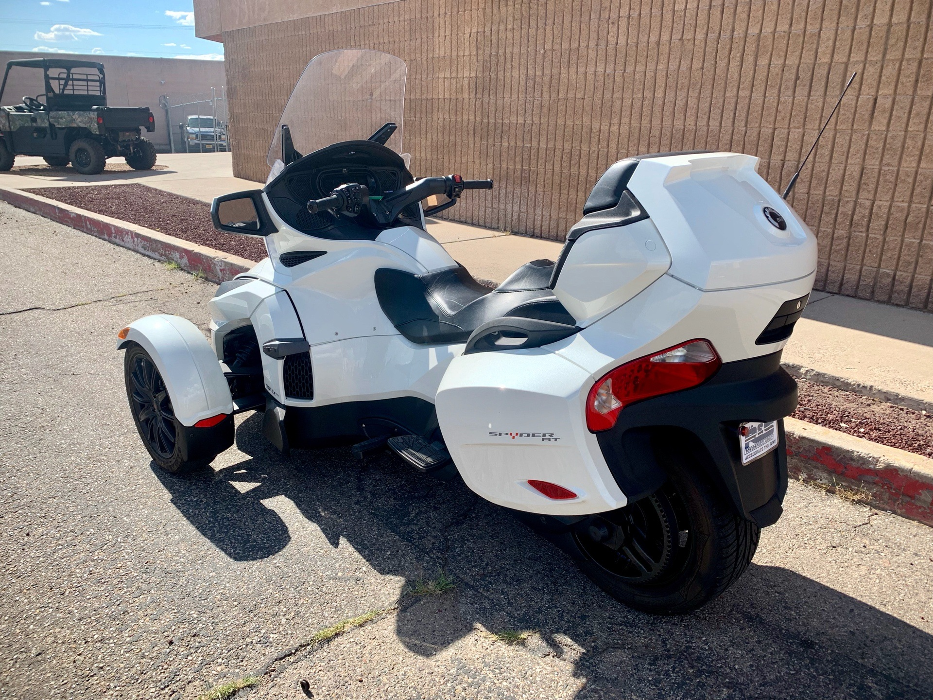 2018 Can-Am Spyder RT SE6 in Albuquerque, New Mexico - Photo 6
