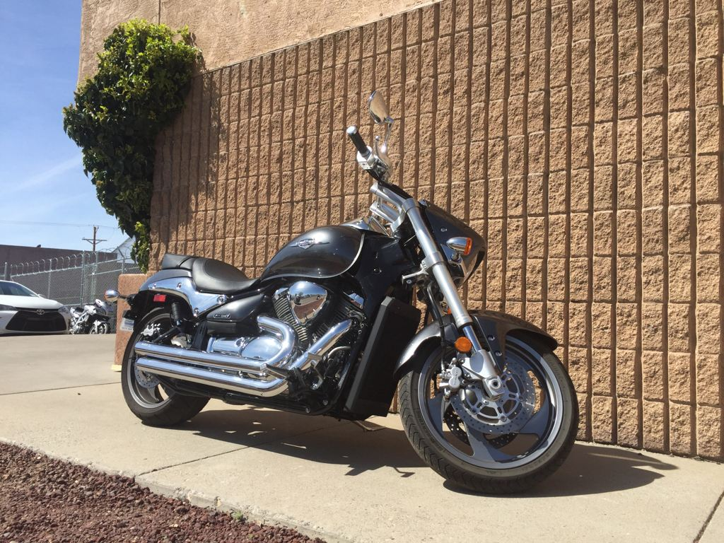 2013 Suzuki Boulevard M90  in Albuquerque, New Mexico