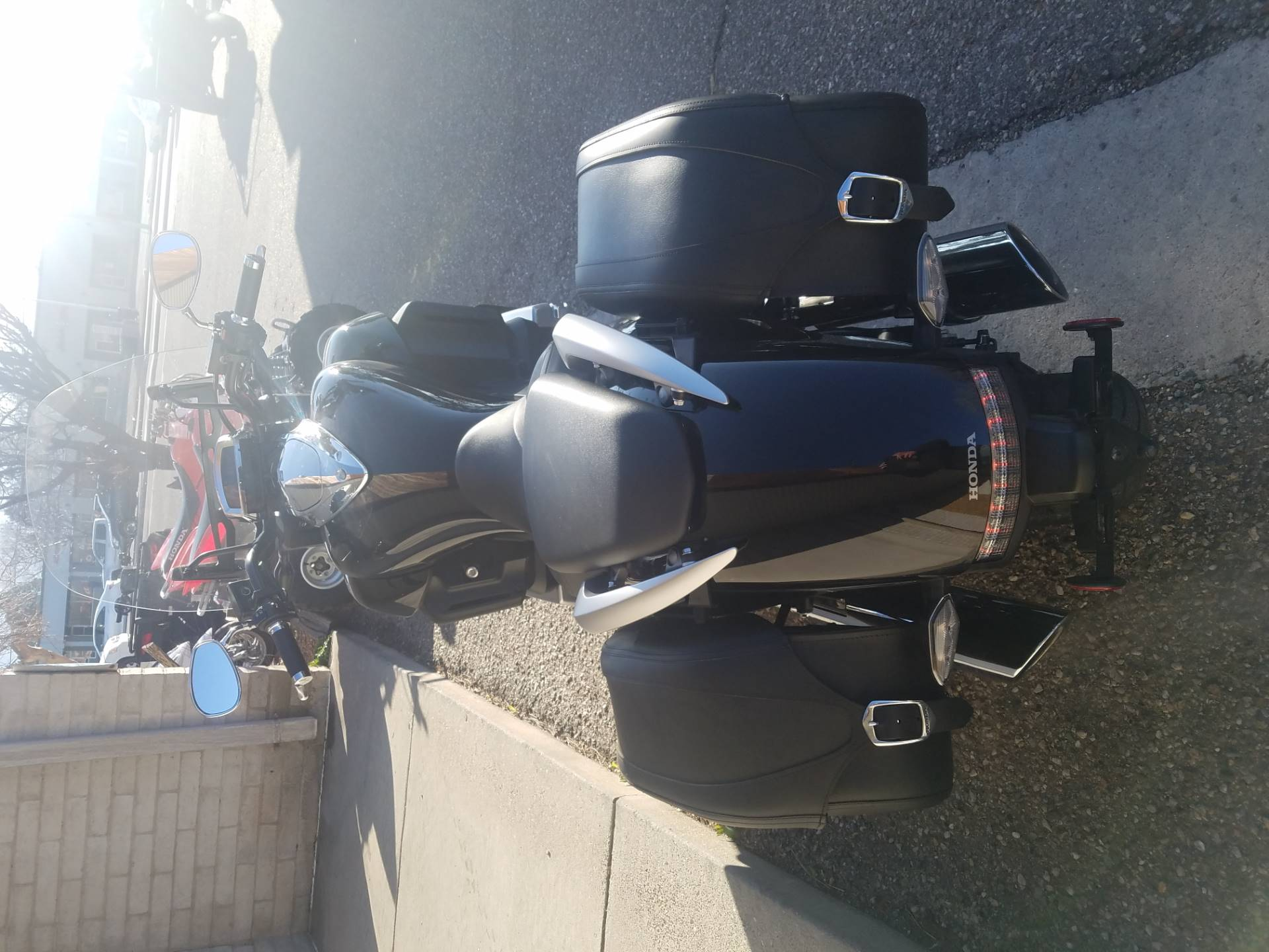 2014 Honda Gold Wing® Valkyrie® in Albuquerque, New Mexico