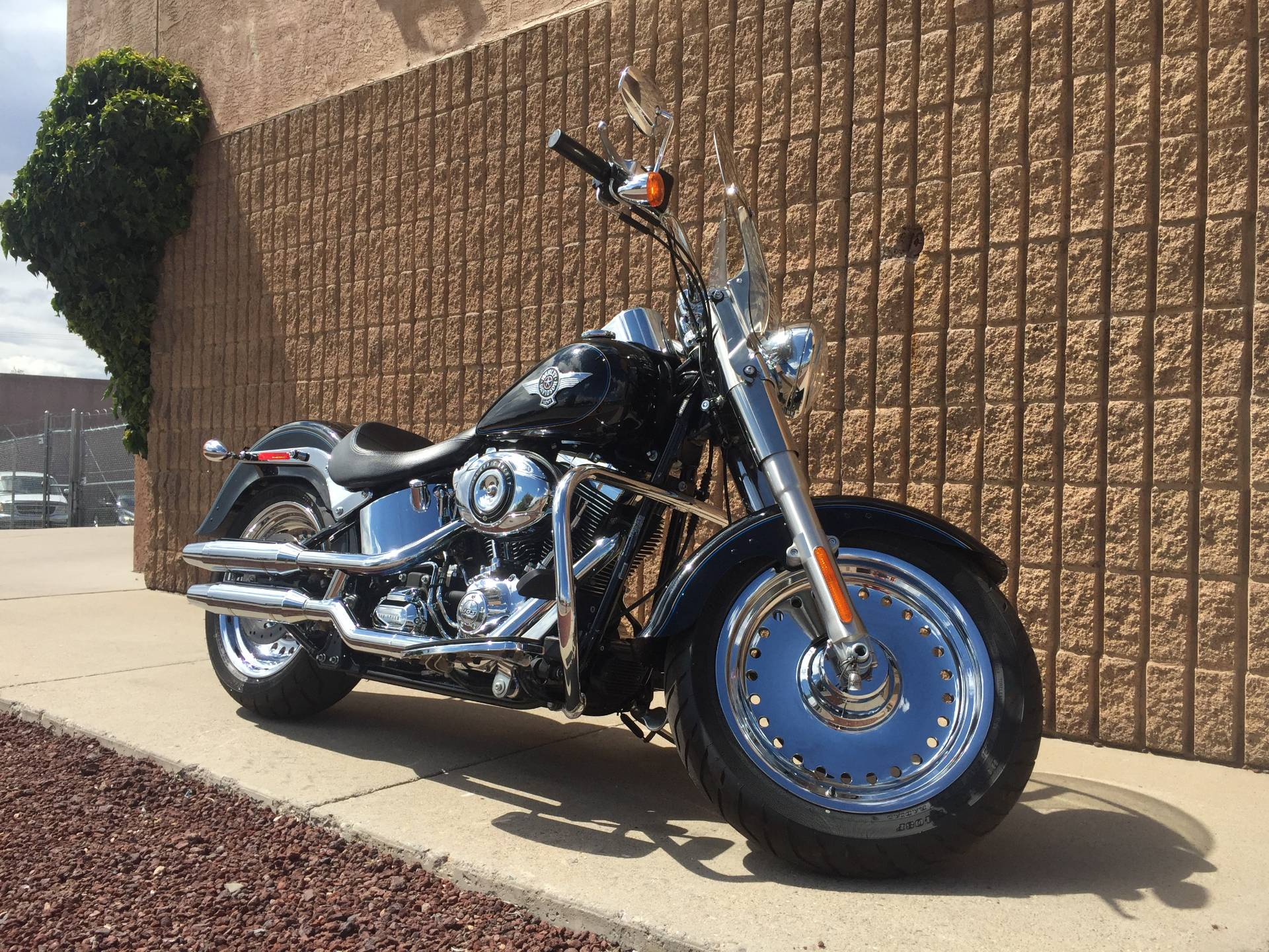 2013 Harley-Davidson Softail® Fat Boy® Lo in Albuquerque, New Mexico