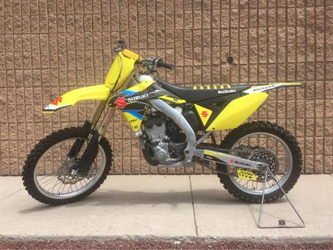 2015 Suzuki RM-Z250 in Albuquerque, New Mexico