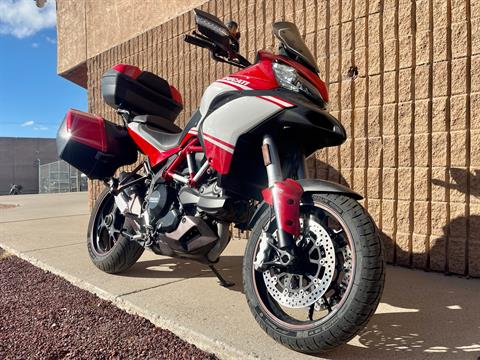 2014 Ducati Multistrada 1200 S Pikes Peak in Albuquerque, New Mexico - Photo 2