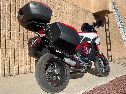 2014 Ducati Multistrada 1200 S Pikes Peak in Albuquerque, New Mexico - Photo 3