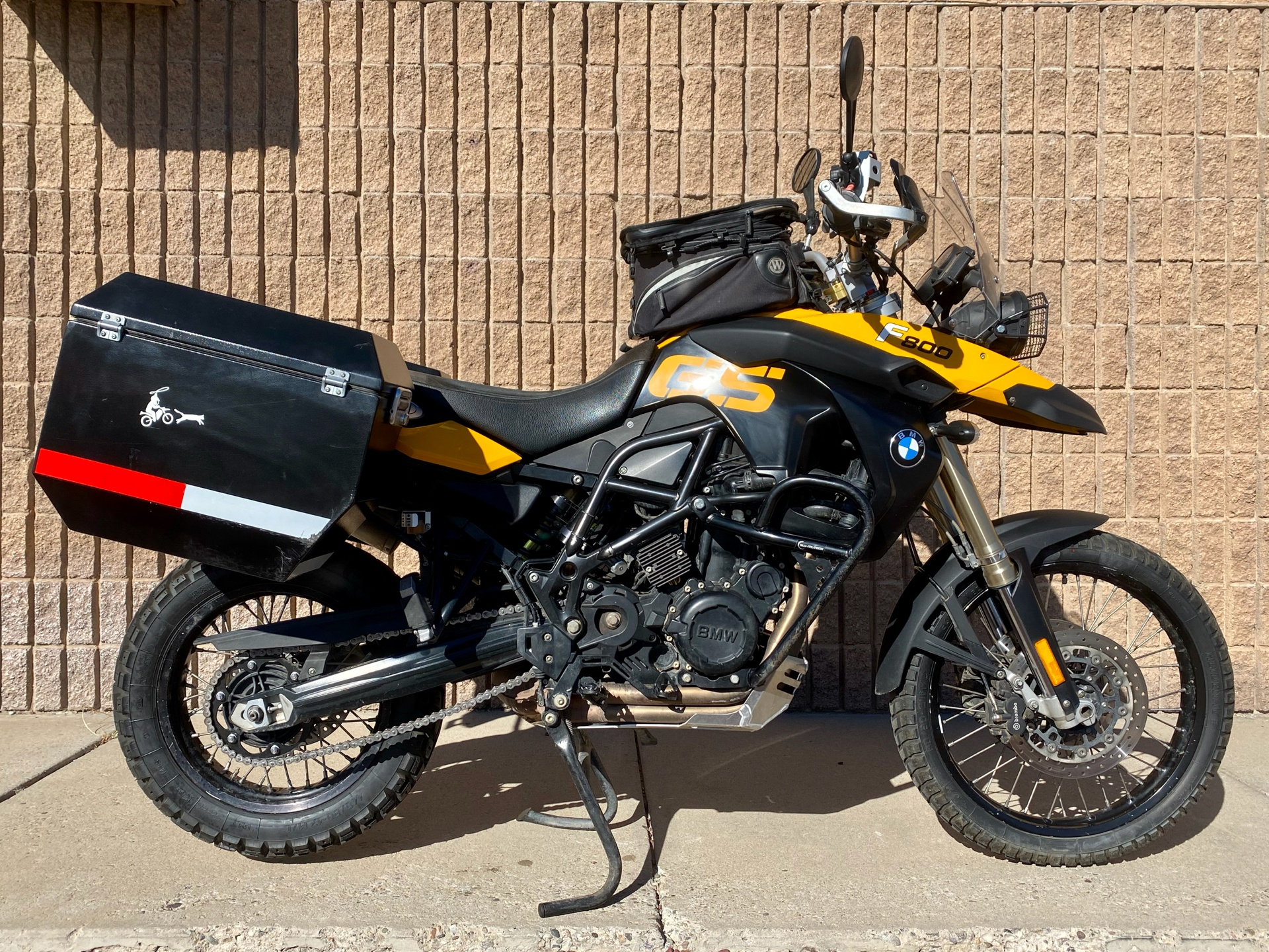 2009 BMW F 800 GS in Albuquerque, New Mexico