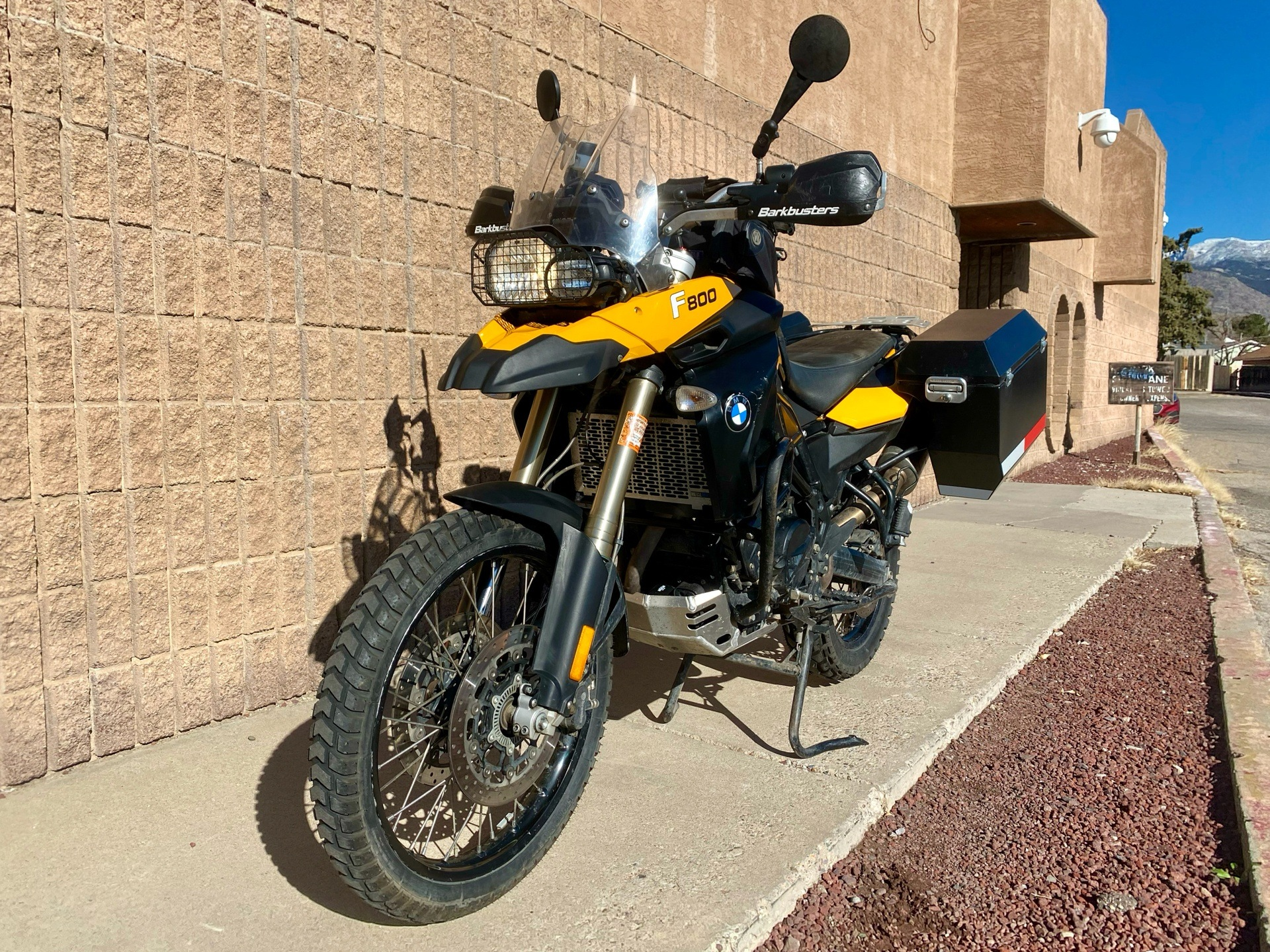 2009 BMW F 800 GS in Albuquerque, New Mexico - Photo 5
