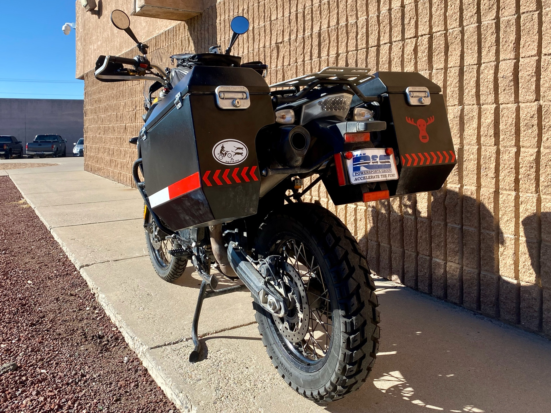 2009 BMW F 800 GS in Albuquerque, New Mexico - Photo 6