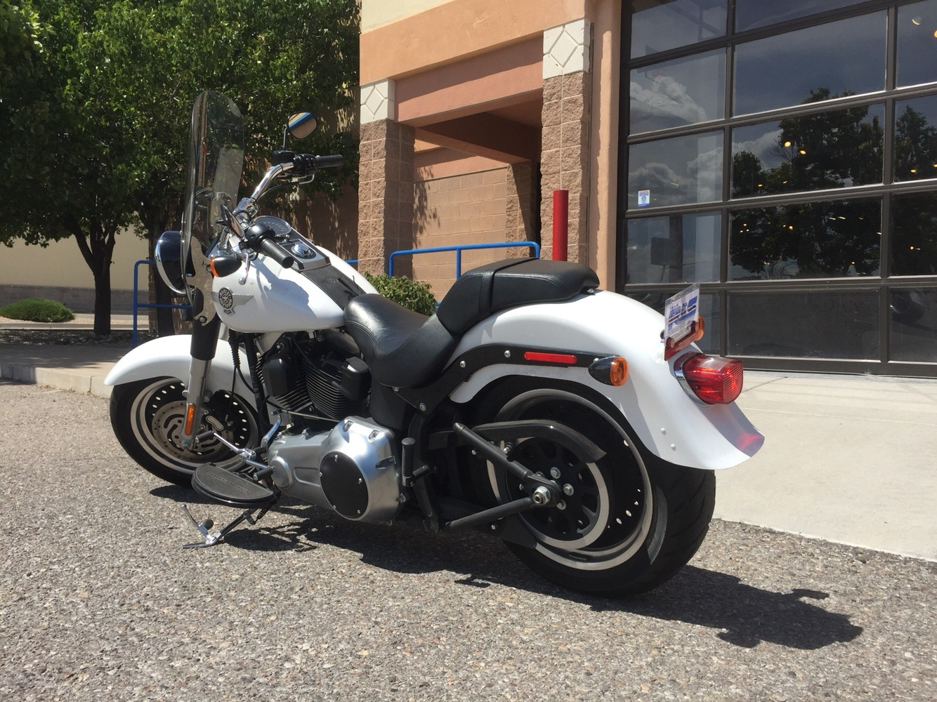 2011 Harley-Davidson Softail® Fat Boy® Lo in Albuquerque, New Mexico - Photo 2