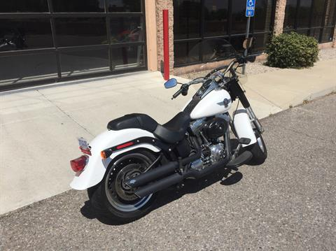 2011 Harley-Davidson Softail® Fat Boy® Lo in Albuquerque, New Mexico - Photo 6