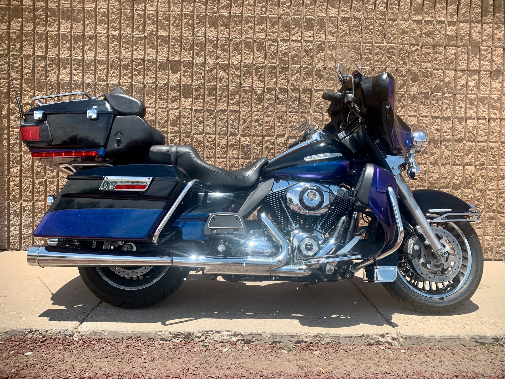 2010 Harley-Davidson Electra Glide® Ultra Limited in Albuquerque, New Mexico - Photo 1