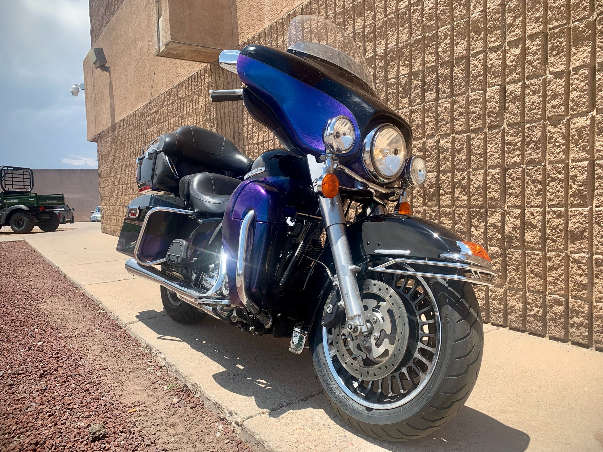 2010 Harley-Davidson Electra Glide® Ultra Limited in Albuquerque, New Mexico - Photo 2