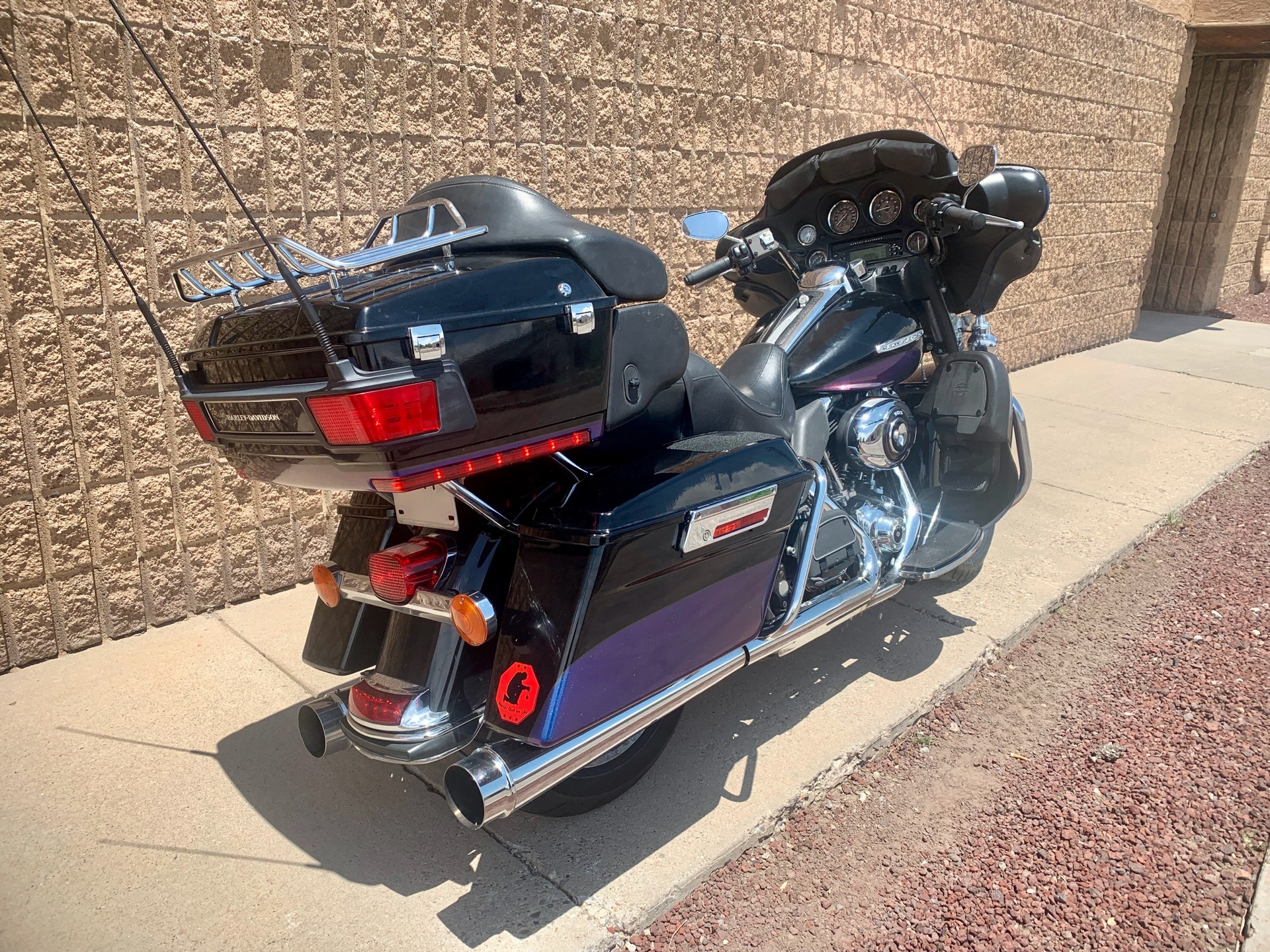 2010 Harley-Davidson Electra Glide® Ultra Limited in Albuquerque, New Mexico - Photo 3