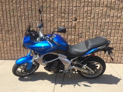 2009 Kawasaki Versys™ in Albuquerque, New Mexico