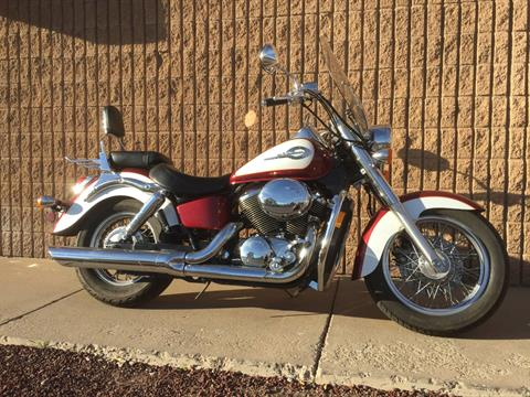 2001 Honda Shadow Ace 750 Deluxe in Albuquerque, New Mexico