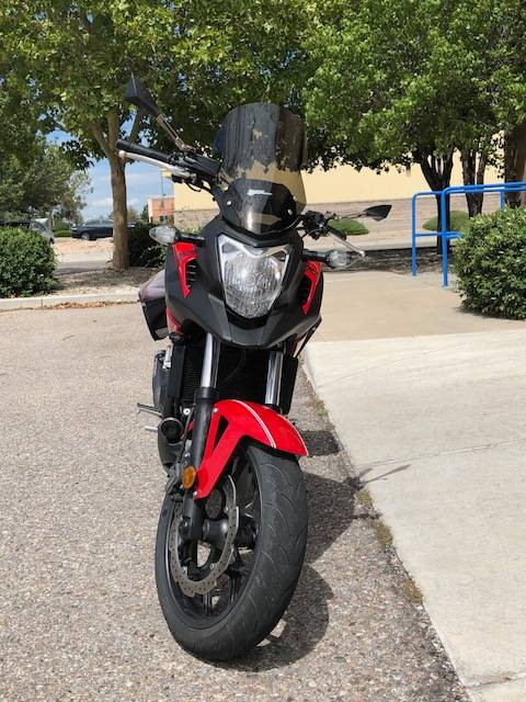 2014 Honda NC700X® in Albuquerque, New Mexico - Photo 2