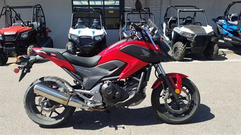 2014 Honda NC700X® in Albuquerque, New Mexico - Photo 1