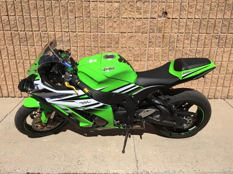 2015 Kawasaki Ninja® ZX™-10R ABS 30th Anniversary in Albuquerque, New Mexico
