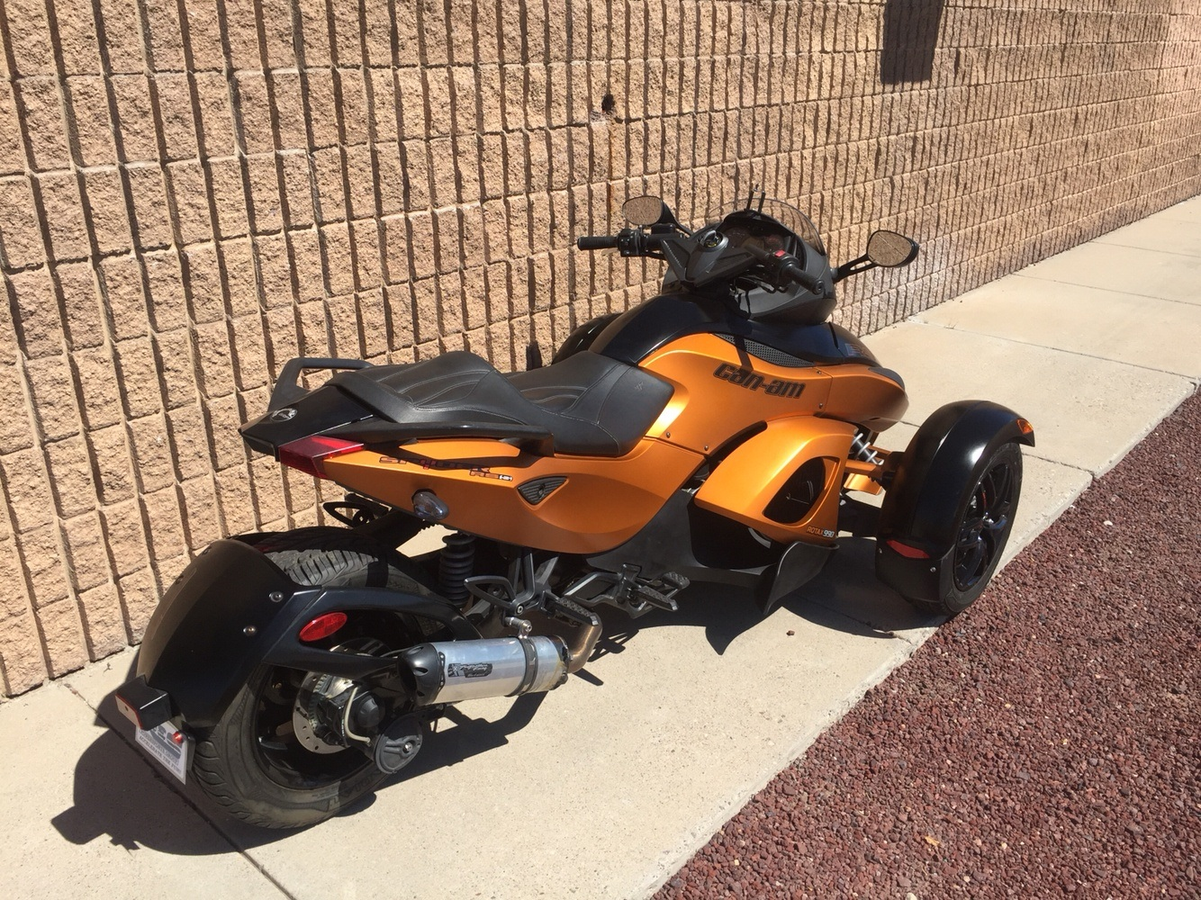 2011 Can-Am Spyder® RS-S SM5 in Albuquerque, New Mexico
