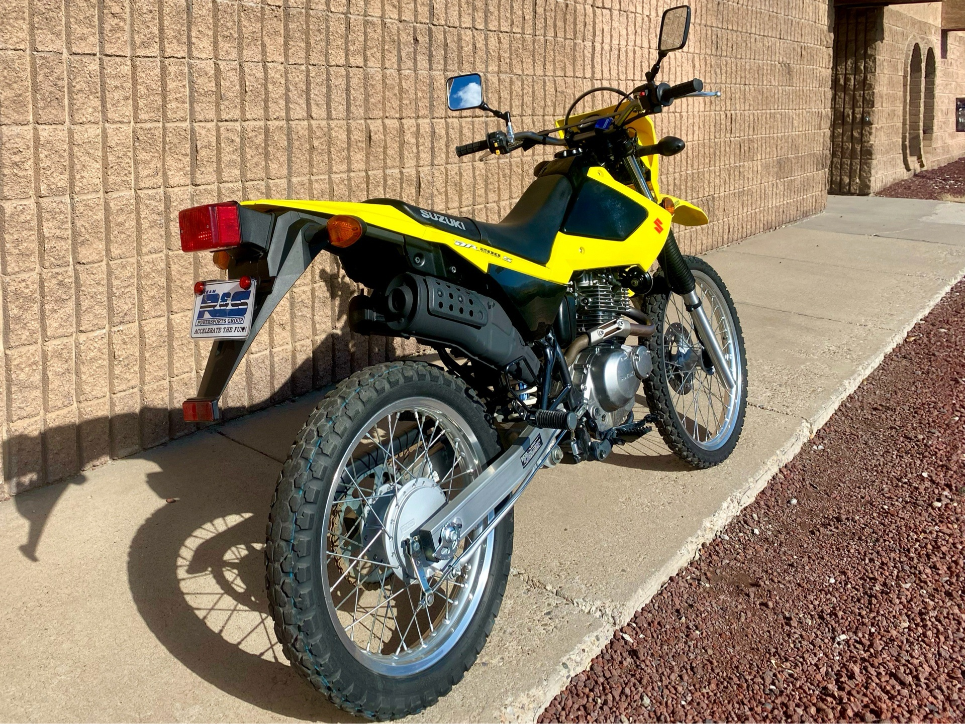 2017 Suzuki DR200S in Albuquerque, New Mexico - Photo 3
