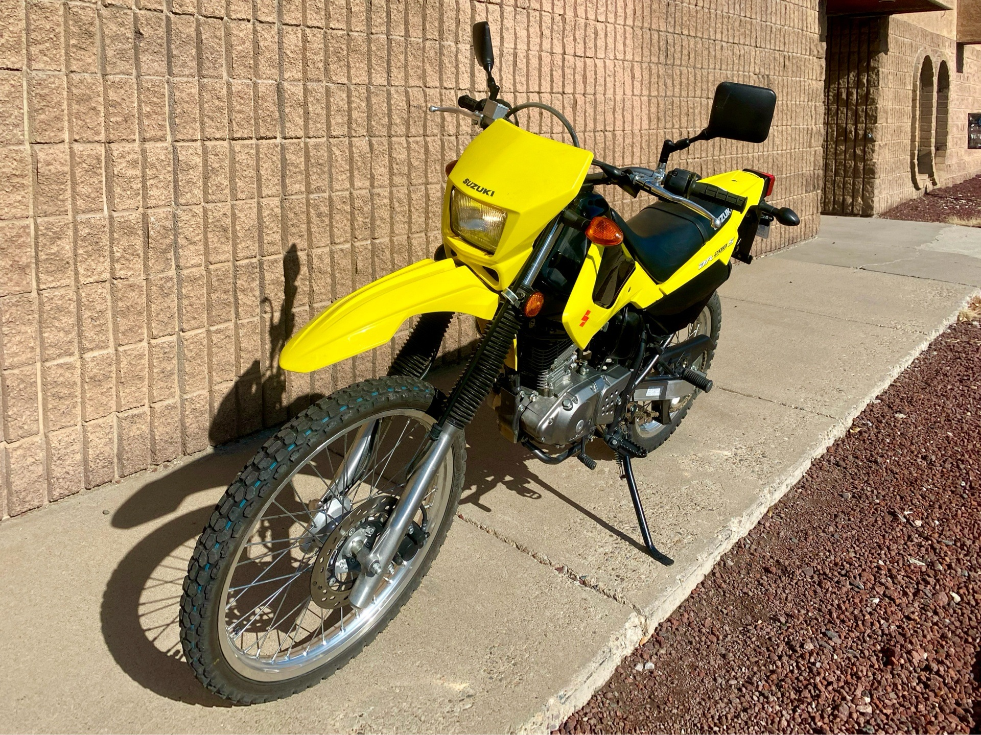 2017 Suzuki DR200S in Albuquerque, New Mexico - Photo 5