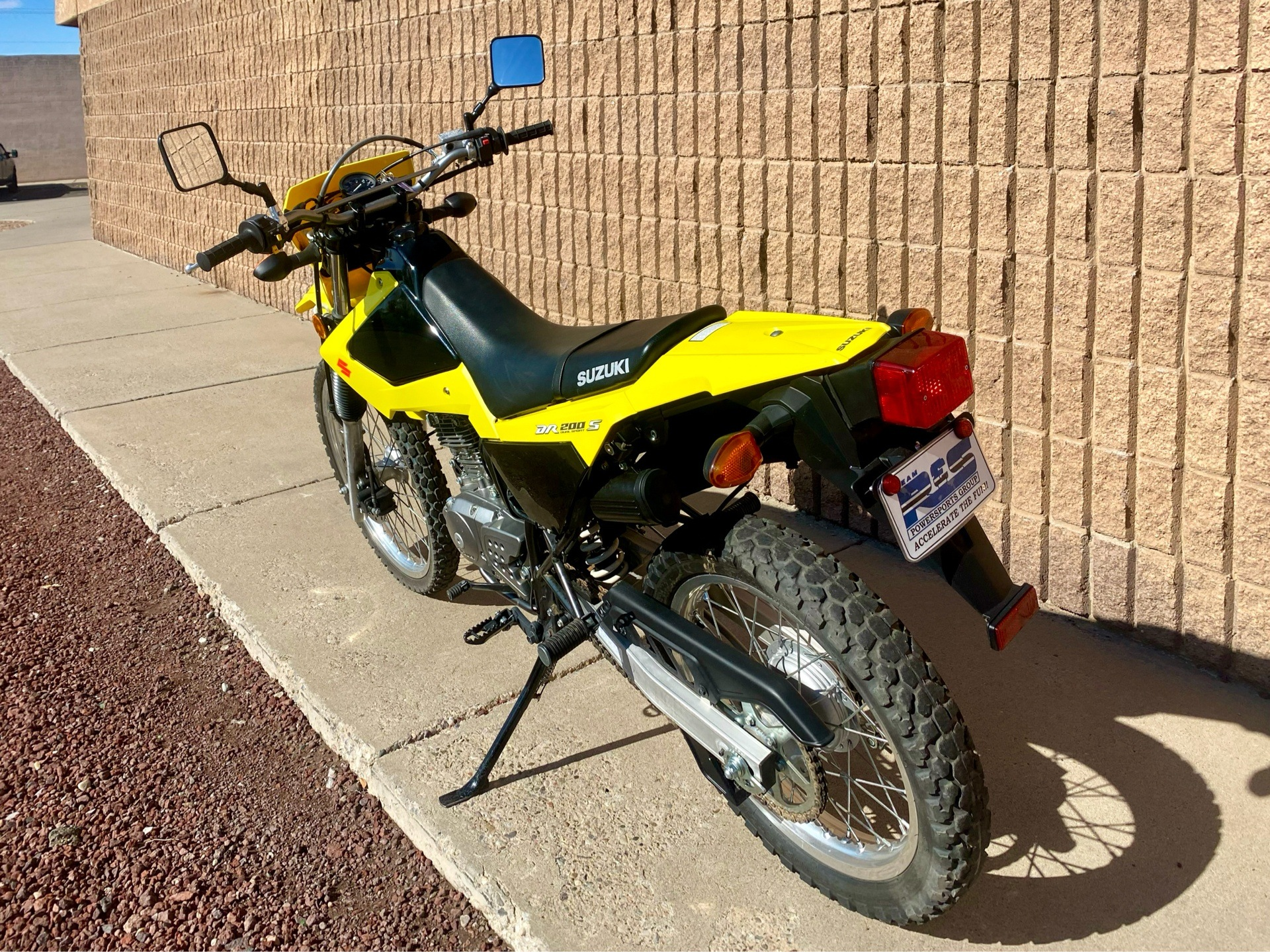 2017 Suzuki DR200S in Albuquerque, New Mexico - Photo 6