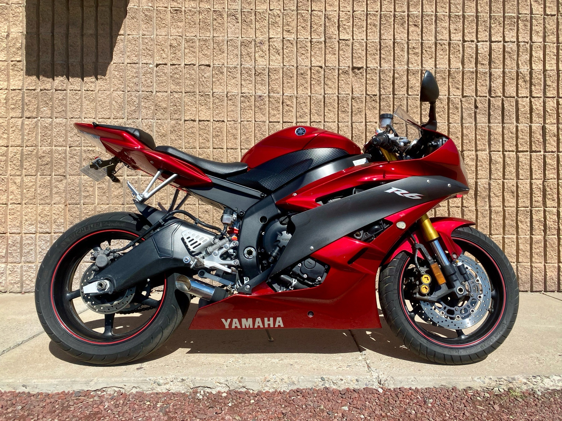 2007 Yamaha YZF-R6 for sale 205587
