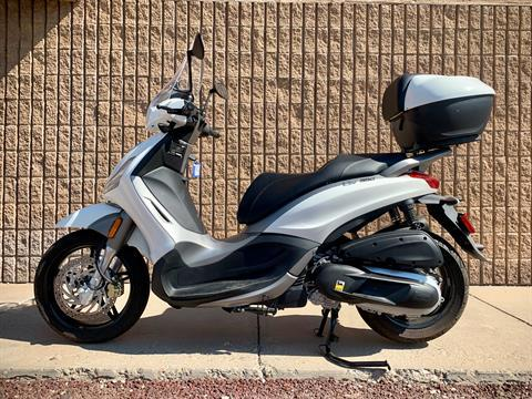 2016 Piaggio BV 350 i.e. ABS in Albuquerque, New Mexico - Photo 4