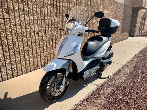 2016 Piaggio BV 350 i.e. ABS in Albuquerque, New Mexico - Photo 5