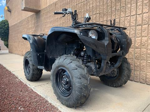 2013 Yamaha Grizzly 700 FI Auto. 4x4 EPS Special Edition in Albuquerque, New Mexico