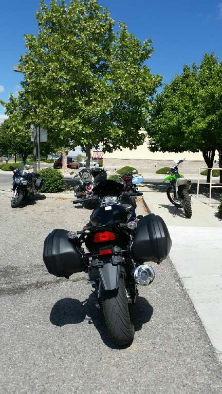 2011 Suzuki GSX1250FA in Albuquerque, New Mexico - Photo 2