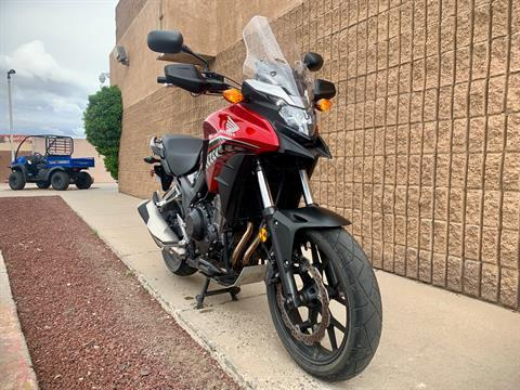2017 Honda CB500X in Albuquerque, New Mexico