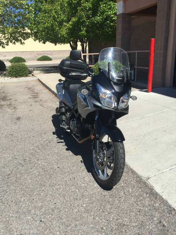2009 Suzuki V-Strom 650 in Albuquerque, New Mexico